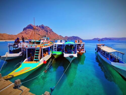 Остров Падар, Индонезия