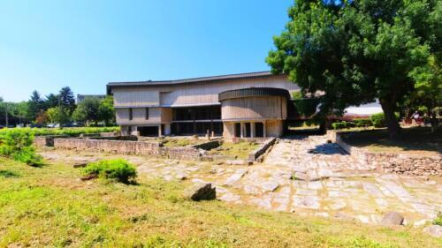 Музей на мозайките в град Девня