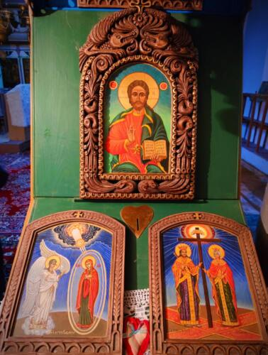 Иконите на Костадин Белчев